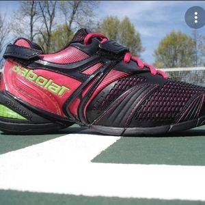 BABOLAT tennis shoes size 8.5